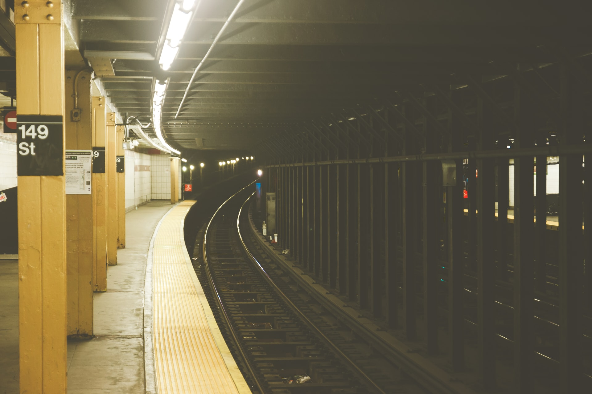 149th street subway