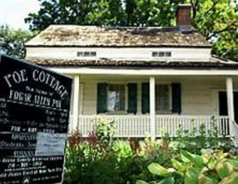 Edgar Allen Poe Cottage